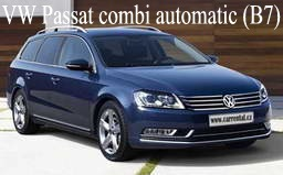 VW Passat 2012 combi AT