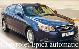 Chevrolet Epica AT